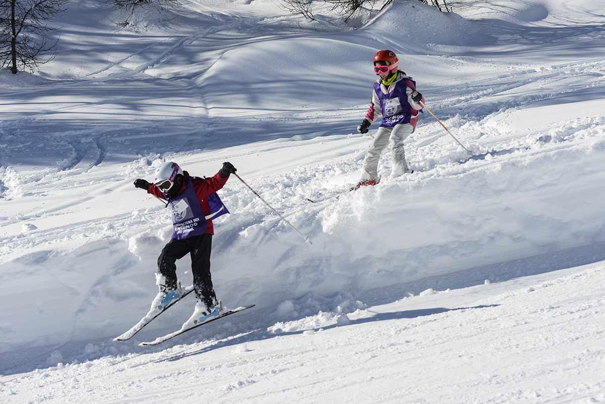 sciare ad Antagnod
